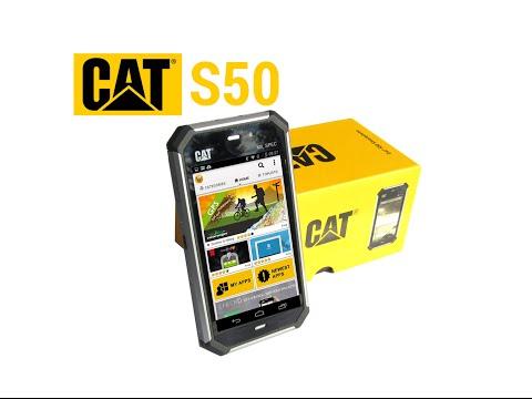 CAT S52, Must