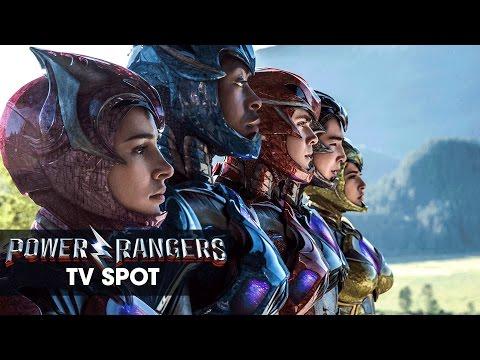 Power Rangers (TV Spot 'Go Go')