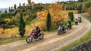 Comparativa Crossover A2 2017 - Motociclismo