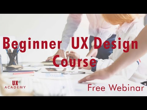 An Introduction to UX Design (User Experience Design) with UX ...