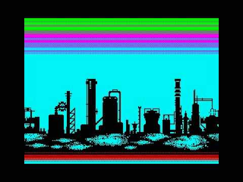 UNIT42 - ZX Spectrum 128K demo by speccy,pl