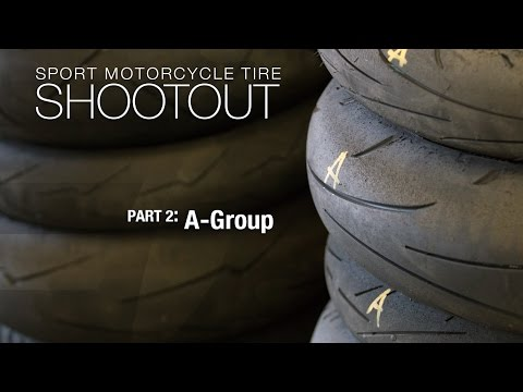 Sport Motorcycle Tire Shootout Part 2: A-Group – MotoUSA