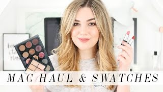 MAC Haul With Swatches! | I Covet Thee