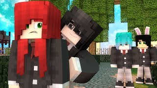 MI EX NOVIO HA VUELTO !!!   SCHOOL LIFE Cap. 2 Temp.3 ( Minecraft Roleplay )