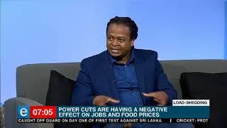 Cyril Ramaphosa On Load Shedding