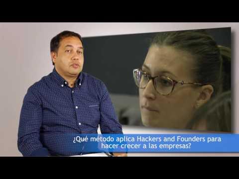 Antonio Hyder de Hackers & Founders en #EnredateElx 2016[;;;][;;;]
