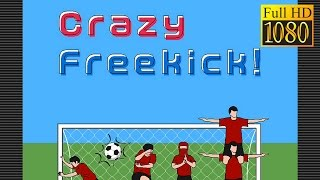 Crazy Freekick Game Review 1080P Official Hap Sports 2016