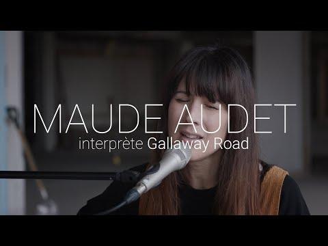 Maude Audet joue et raconte sa pièce «Gallaway Road»