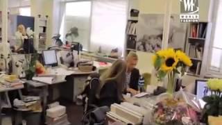 Фильм о жизни редакции ELLE на World Fashion Channel