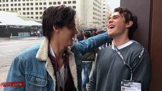 Download Youtube: Cole Sprouse & KJ Apa Funny&Cute Moments