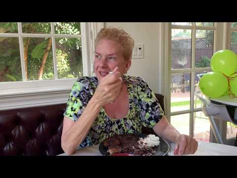 My Mom's Spoon Malfunction!! Plus, Her Incontinence Confession! - Perez Hilton