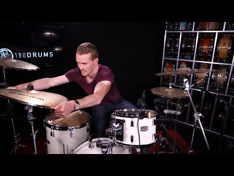 Heartbeat Dry Custom Cymbals Review