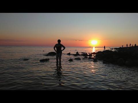 АНАПА Вечер Черное море