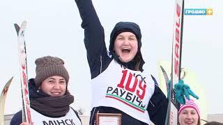 Всемирный день снега, который состоится 20 января, уже начали праздновать в Гродно