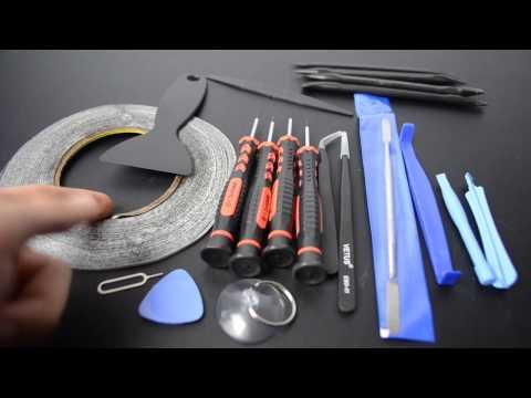 Mondpalast Kit 20 Strumenti di precisione per riparazione di Device, Smartwatch, PC