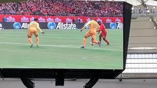 Rétrospective Match Canada / French Guyana