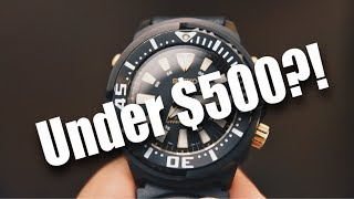 The BEST Dive Watch For UNDER $500