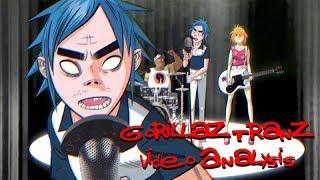 Gorillaz Tranz Music Video Analysis (@ShadeX)