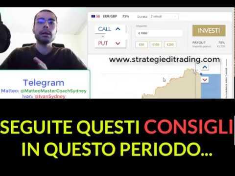 Simulatore trading opzioni binarie