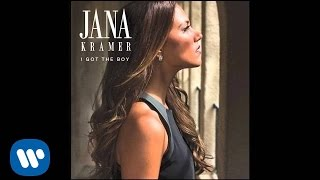 "Video thumbnail of ""Jana Kramer - I Got The Boy (Official Audio)"""