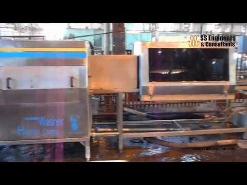 Propane tank degreasing Washing Machine