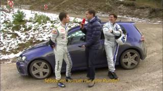 Sport Spezial: Tobias Moretti Fordert Sébastien Ogier