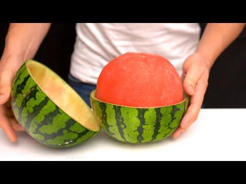 原來西瓜還有這麼多吃法