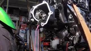 Kawasaki Z125 Pro Big Bore Install
