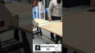 HOW TO BEND MDF  SHEET