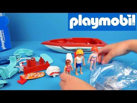 Playmobil Motorboot mit Unterwassermotor | 9428