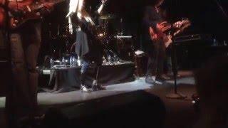 Sass Jordan - Damaged, live in Amstelveen 22.jan.16.