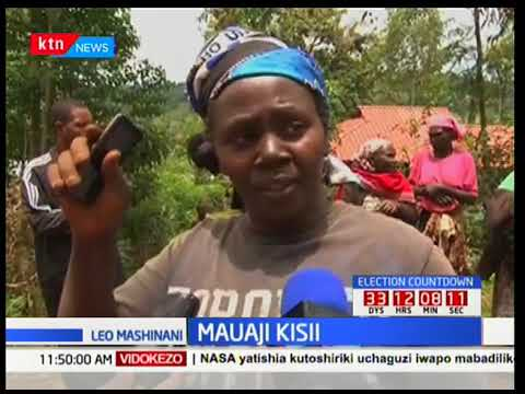 Download Mwanamke wa umri 50 auawa na mkaza mwanawe kufuatia mzozo wa malisho ya mifugo