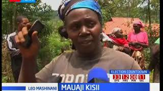 malisho ya mifugo,Mwanamke wa umri 50 auawa,Mauaji Kisumu
