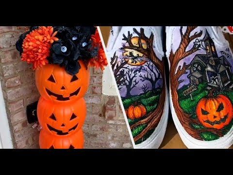 Spooky DIY Decorations