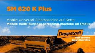Doppstadt SM 620 K Plus - Anwendungen Erde - Hackschnitzel - Kompost