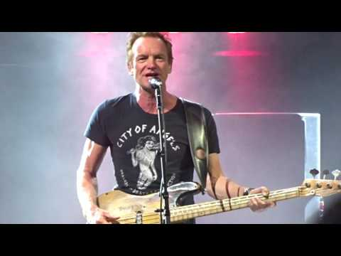 Sting - Synchronicity II - Live @ Uptown Theater 2/16/2017