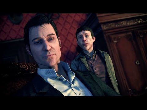 Sherlock Holmes: Crimes & Punishments - Launch Trailer thumbnail