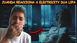 JUANDA REACCIONANDO A Silk City, Dua Lipa - Electricity (Official Video) ft. Diplo, Mark Ronson