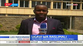 Kamati maalum kuhusu mzozo wa ugavi wa raslimali yakutana