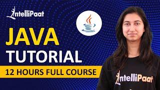 Java Tutorial for Beginners | Java Tutorial | Intellipaat
