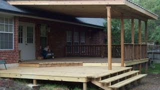 Covered Deck Pictures