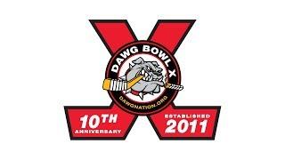 DAWGBOWL X Semi - Sunday, Aug 2, 2020 - 8:20am