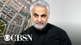 """Morell: Iran's Qassem Soleimani was an """"evil genius"""" who """"had a lot of American blood on his hand…"""