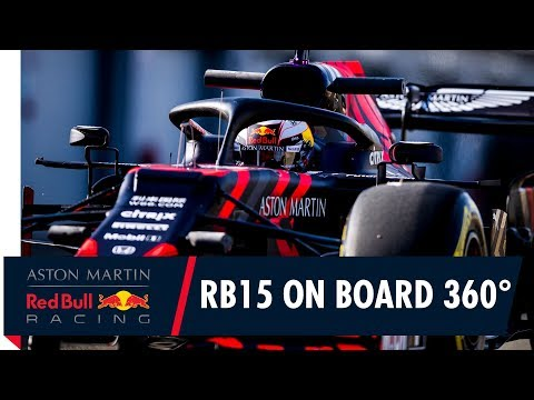 Image: WATCH: 360 degree view of RB15!