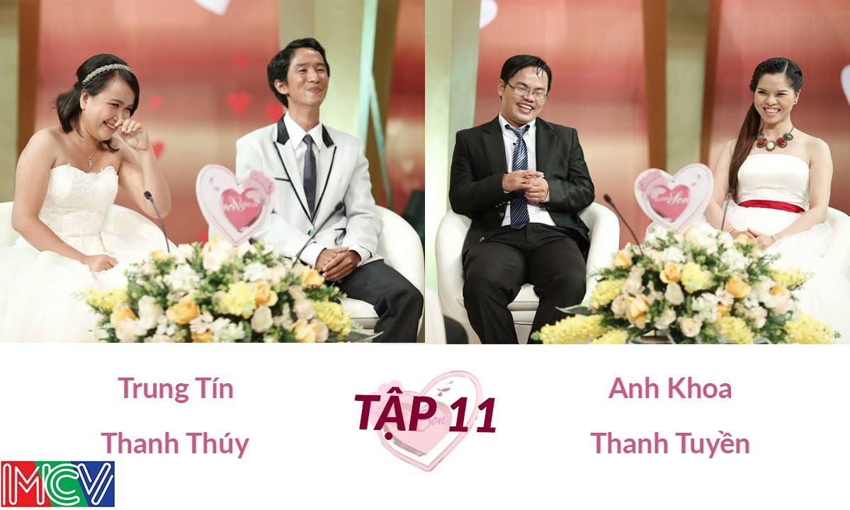 Trung Tín - Thanh Thúy và Anh Khoa - Thanh Tuyền | VỢ CHỒNG SON | Tập 11 | 131020