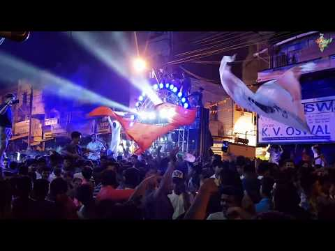 DJ SOUND SYSTEM AWESOME COMPETITION BELGAUM GANPATI VISARJAN 2018