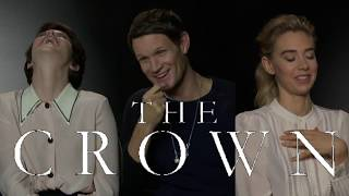 Download Youtube: The scene from The Crown that Claire Foy can't stop laughing about