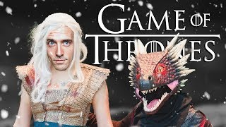 Game Over: Game of Thrones Predictions - Movie Podcast