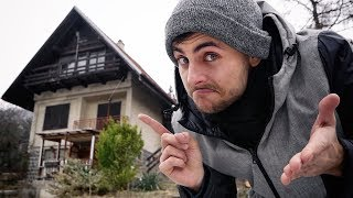 I Got A HOUSE For INSANE Art STUDIO! (Tour)