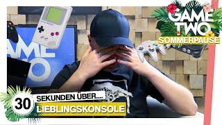 30 Sekunden über: Lieblingskonsole - Welche ist die Nr. 1? | Game Two Sommerpause-Spezial